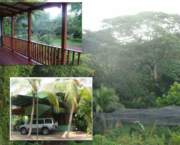 Costa Rica Real Estate - Jaco - Tarcoles - Beach House