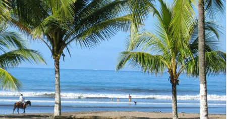 Costa Rica Beaches - Jaco